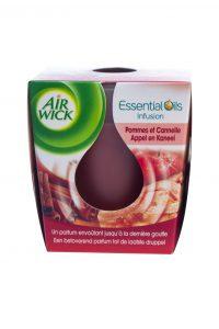 Geurkaars Essential oils Appel En Kaneel