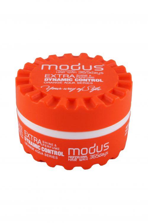 Professional Aqua Hair Wax Orange, 150 ml