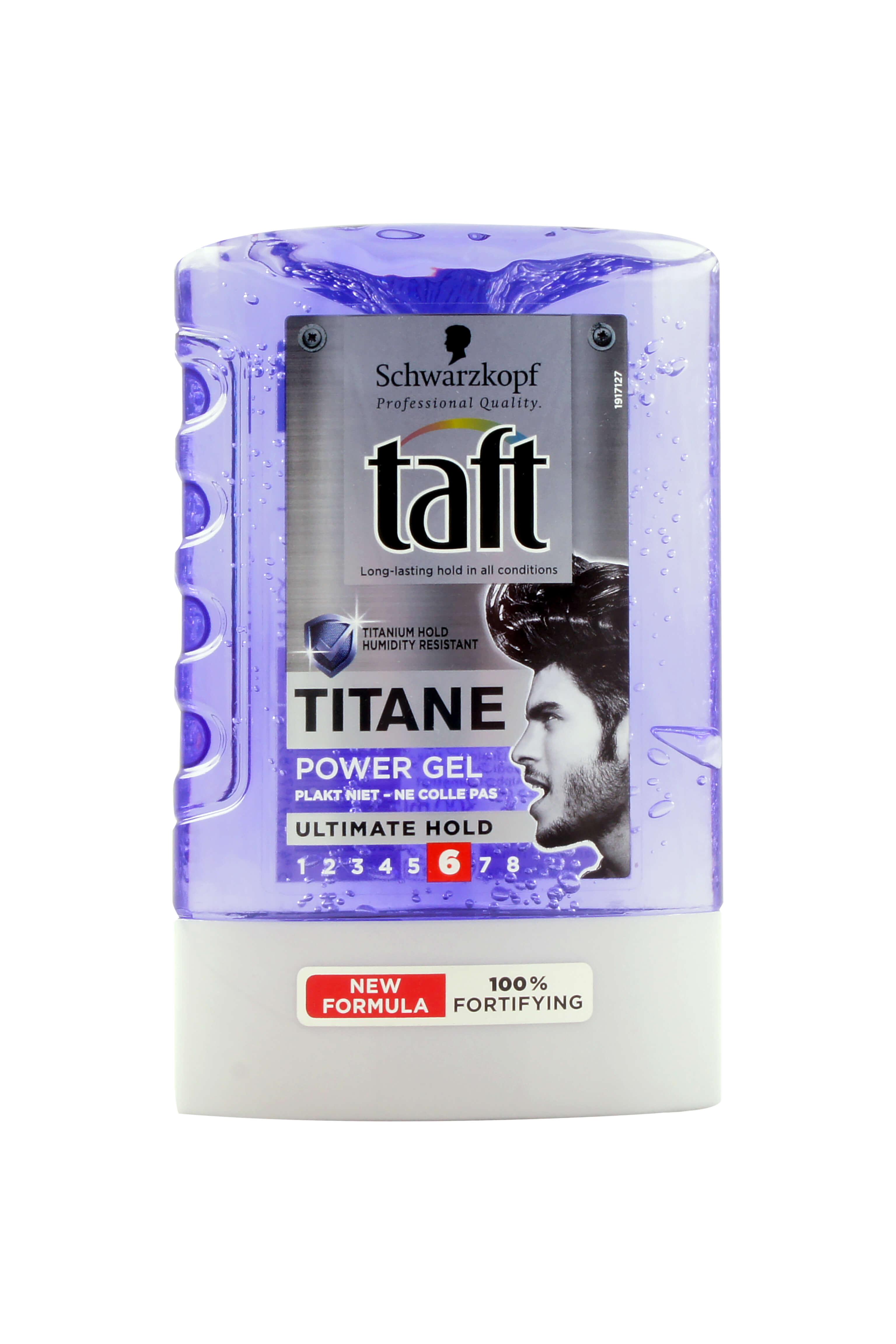Haargel Titane, 300 ml