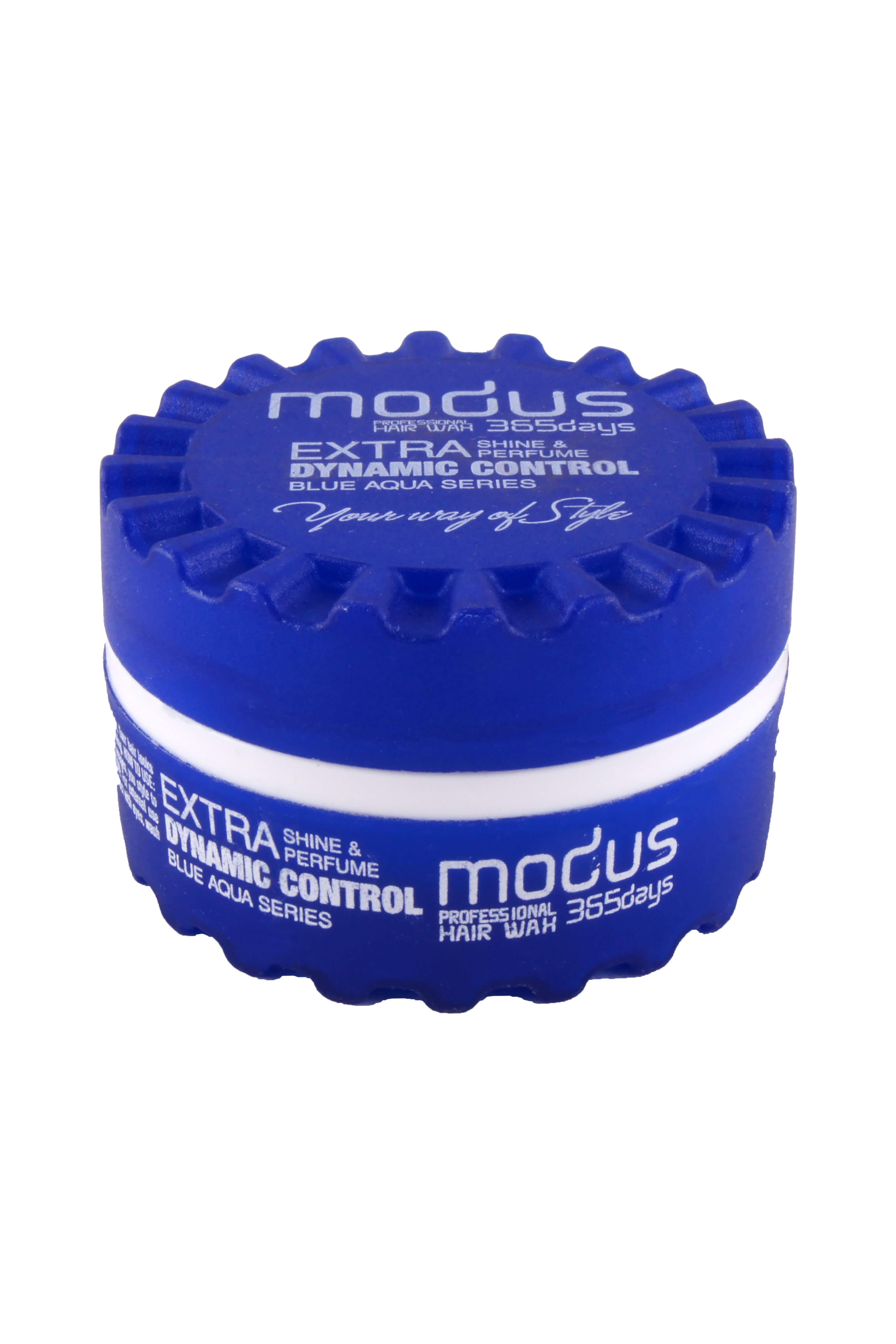 Professional Aqua Hair Wax Blue, 150 ml