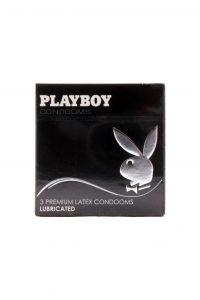 Condooms Lubricated, 3 Pak