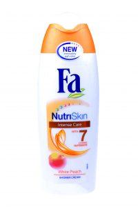 Douche nutriskin peach 250 ml