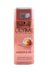Essence Ultime Conditioner Amber & Oil+ Anti-Breakage, 250 ml
