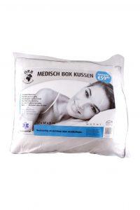 Medisch katoen Box Kussen Anti Allergisch