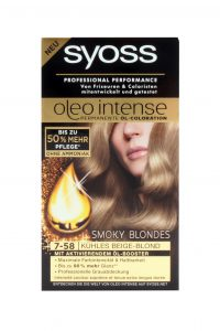 Oleo Intense Haarverf 7-58 Cool Beige Blond