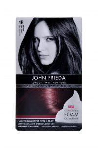Precision Foam Colour 4R Dark Red Brown