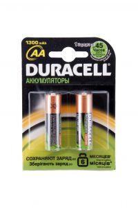 Batterijen AA Oplaadbaar 1300Mah, 2 Stuks