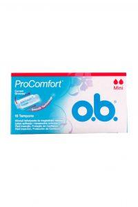 Tampons ProComfort Mini, 16 Pcs