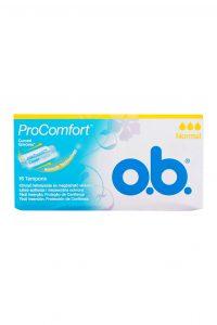 Ob Tampons ProComfort Normal, 16 pcs