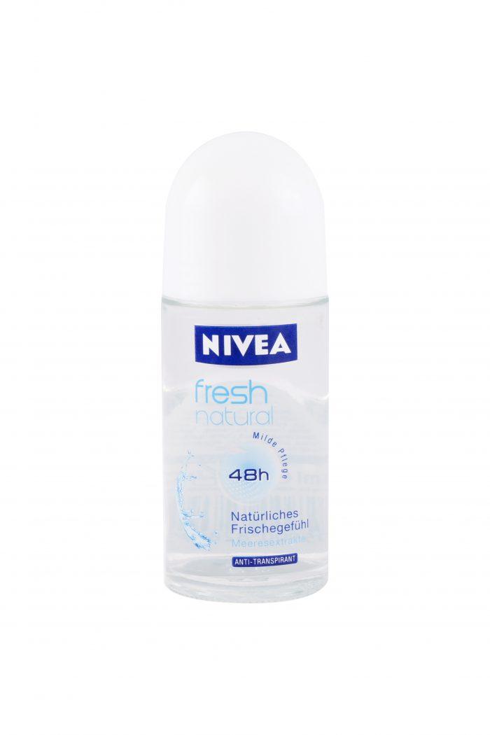 Deoroller Fresh Natural, 50 ml