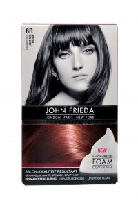 Precision Foam Colour 6R Light Red Brown