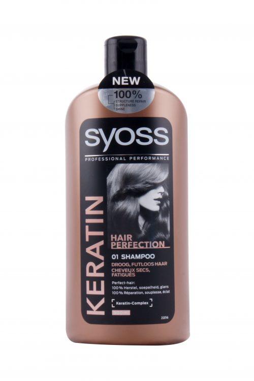 Shampoo Keratin, 500 ml