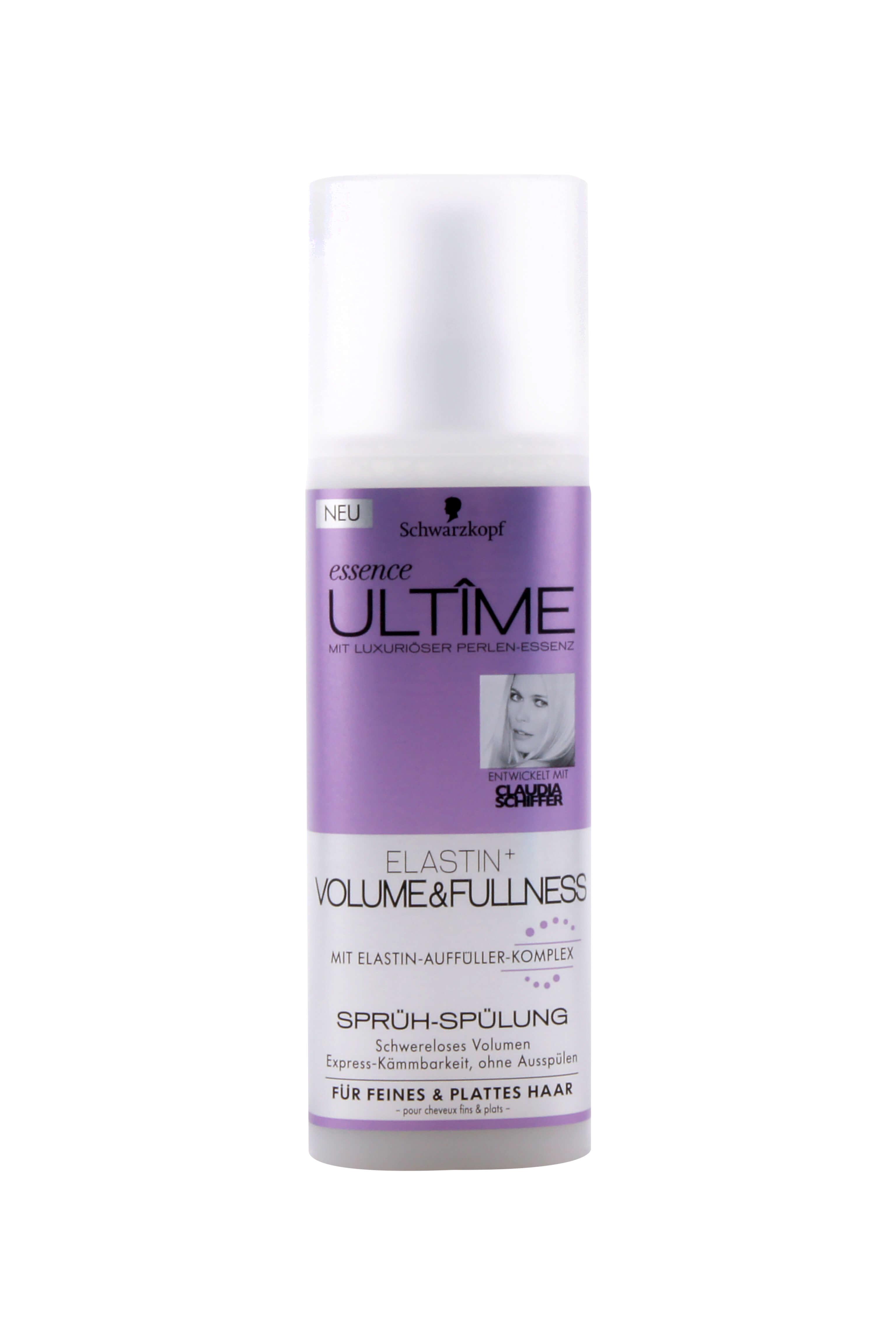 Essence Ultime Spray Conditioner Volume & Fullnes, 200 ml