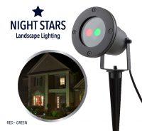 Laser Light - Night Stars