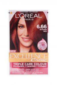 Excellence Creme Haarverf 6.66 Intensief Rood