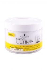 Essence Ultime Haarmasker Blonde Deluxe, 200 ml