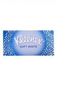 Doos Zakdoeken Soft White, 70 Stuks