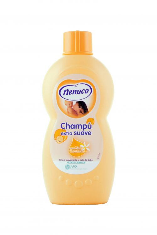 Shampoo Extra Zacht, 500 ml