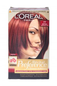 Recital Preference Haarverf 77 Vel Rood
