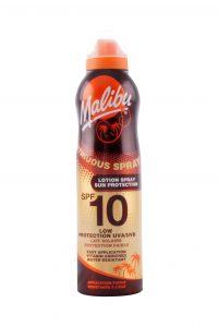 Zonnebrand Continue Spray Spf 10, 175 ml
