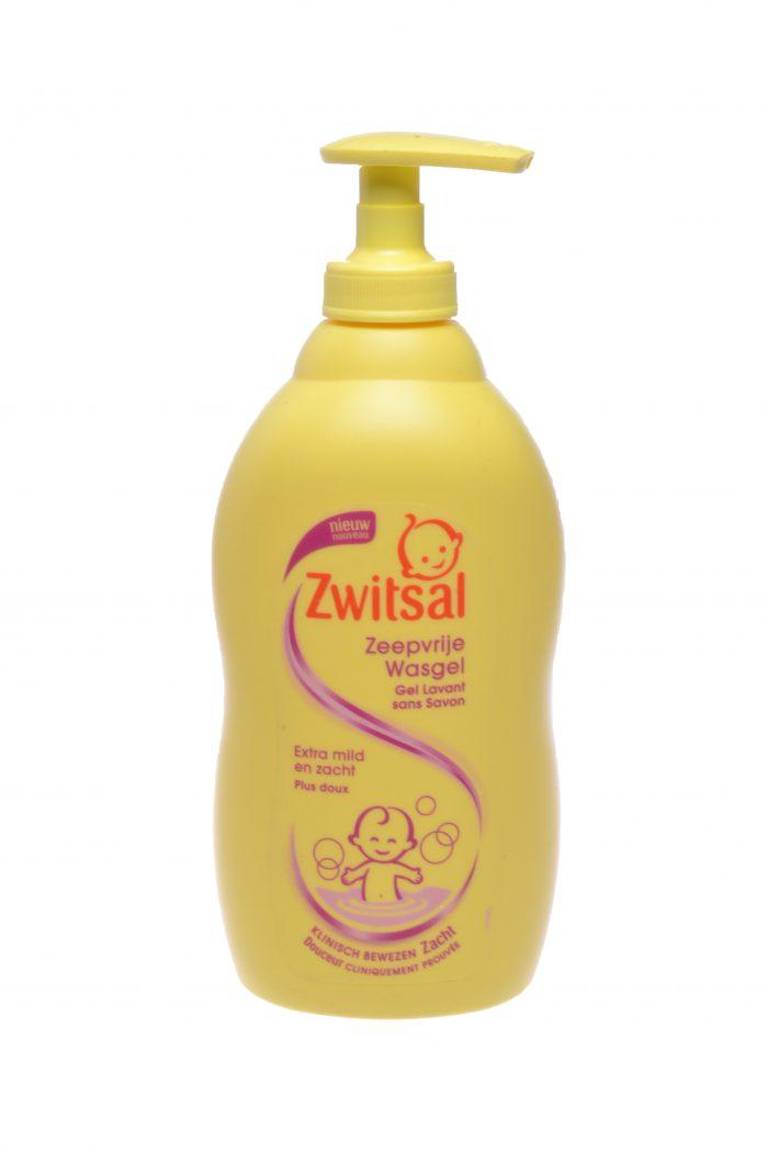 Zeepvrije Wasgel, 400 ml