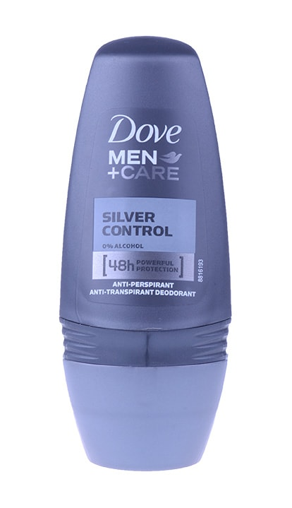 Deoroller men+care silver control 48 h powerful protection 50 ml