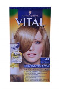 Haarverf 43 Natuurlijk Blond