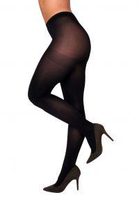 Panty Opaque 60 Den Zwart