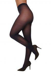 Panty Opaque 60 Den Bijna Zwart