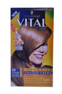 Haarverf 50 Donkerblond