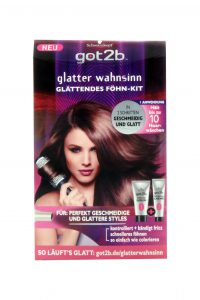 Fohn Kit Voor Glad Haar
