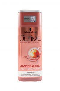 Essence Ultime Shampoo Amber & Oil+ Anti-Breakage, 250 ml