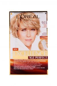 Excellence Creme Age Perfect Haarverf 9.13 Zeer Licht as Goudblond