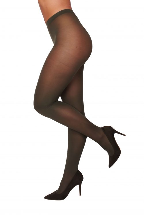 Panty Opaque 60 Den Olive