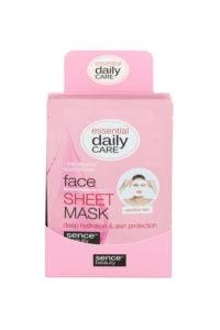 Gezichtsmasker Moisturizing - Gevoelige Huid, 23 ml