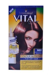 Haarverf N60 Donker Chocoladebruin