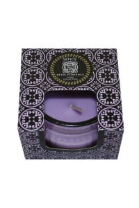 Geurkaars Nature'S Touch - Lavendel, 85 Gram