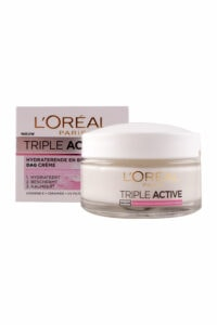 Dagcreme Triple Active Droge & Gevoelige Huid, 50 ml
