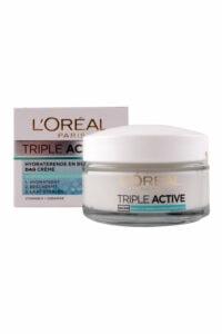 Dagcreme Triple Active Normale Tot Gemengde huid, 50 ml