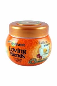 Loving Blends Haarmasker Argan & Cameliaolie, 300 ml
