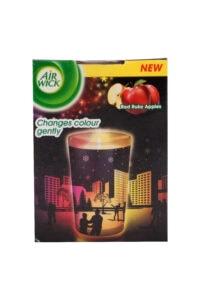 Geurkaars Multicolor Kaneel & Rode Appels Silhouetten