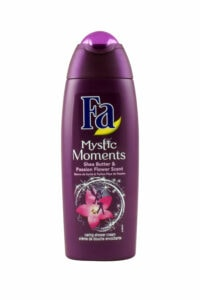 Douchegel Mystic Moments Shea Butter & Passion Flower Scent, 250 ml