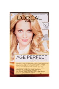 Excellence Creme Age Perfect Haarverf 8.31 Licht Goud Asblond
