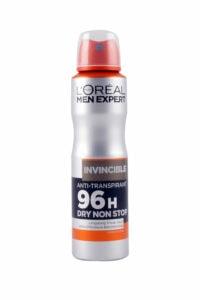 Deodorant Invincible, 150 ml