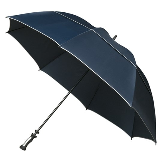 Golf Paraplu Windproof XXL Blauw