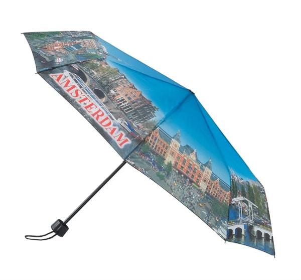 Kleine Paraplu Amsterdam By Day