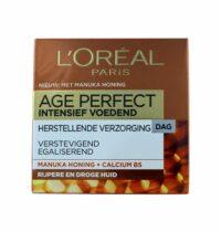 L'Oreal Dagcreme Age Perfect Intensief Voedend, 50 ml