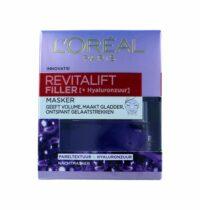 L'Oreal Masker Revitalift Filler, 50 ml