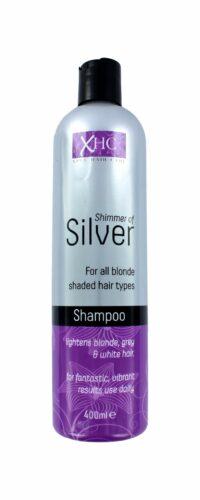 XHC Silver Shampoo Voor Alle Blond- & Grijstinten, 400 ml