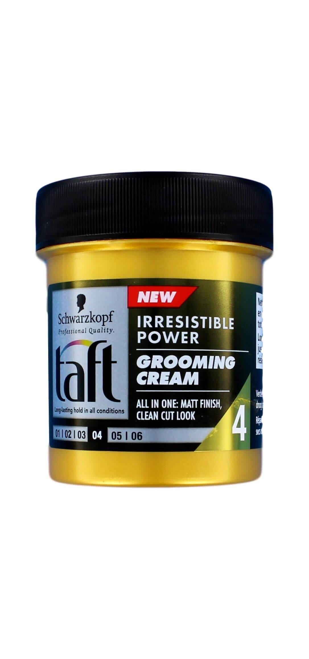 Taft Cream Gel Irresistible Power, 130 ml